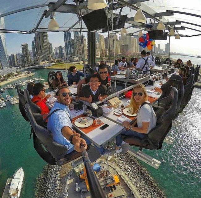DUBAI - salida grupal