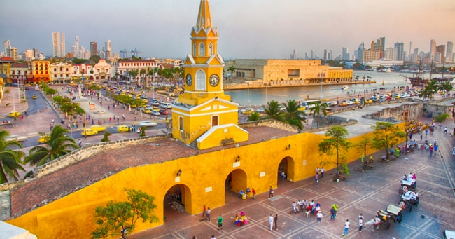 CARTAGENA, ANTILLAS Y CARIBE SUR - TRAVEL SALE!!!
