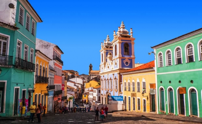 SALVADOR DE BAHIA TRAVEL SALE!