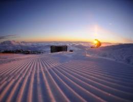 Mi primera vez en la nieve Chile