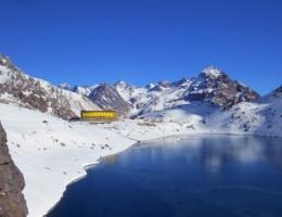 Diversión y Ski en Portillo