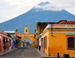 Altiplano Copán Río Dulce